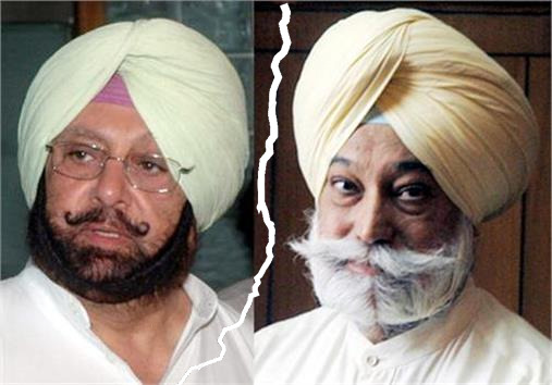 Bir Devinder hits out at Amarinder, gets personal; Congress goes for the jugular