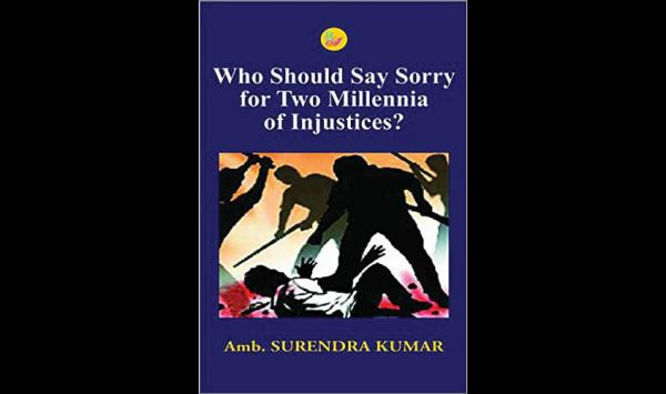 Who should apologise for centuries of injustice in India?