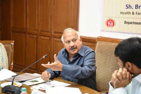 Tertiary level treatment to sick children must be provided within stipulated time: Brahm Mohindra