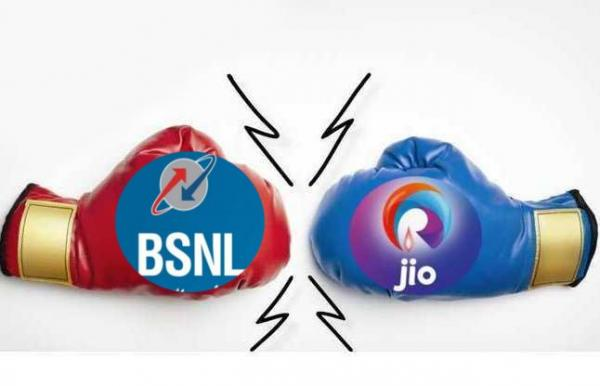 BSNL reply to Jio; 300gb in Rs250
