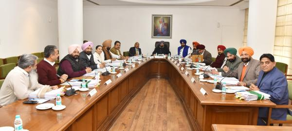 Punjab cabinet approves 384 Cr 'Smart Village Campaign' to boost quality of life in rural areas