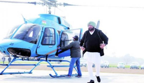 Fight against corrupt Badal and the biggest liar Kejriwal: Capt Amarinder