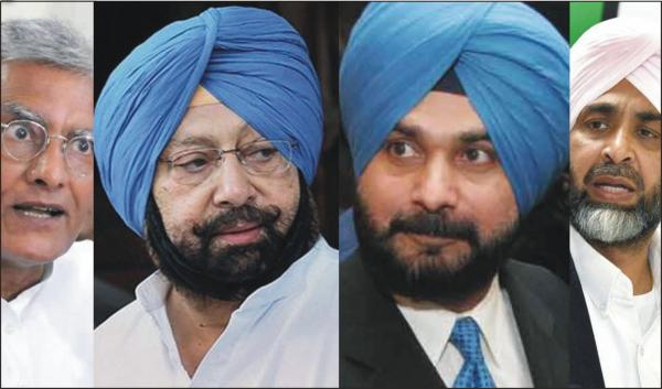PUNJAB RESULT 2019 – Navjot Sidhu loses, Exit poll on, Amarinder Singh may shout Thoko Taali