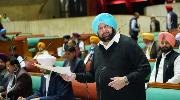 SC rejects CBI plea: Amarinder informs Assembly & assures through probe by state