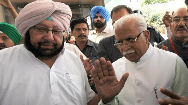 Khattar's charges against Punjab in dera violence ludicrous: Capt Amarinder