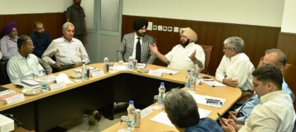 3rd party audit of all municipal works over Rs.10cr launched in past 3 years: Amarinder