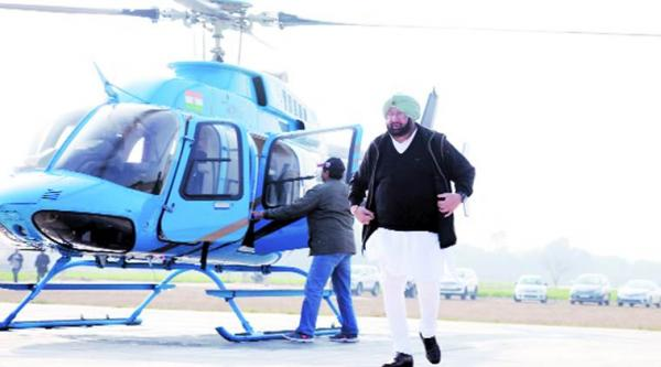 Amarinder measures own success -
