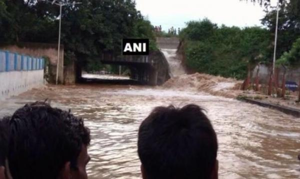 Hours Before Inauguration by CM, Dam Crashes