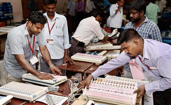 EVM tampering: EC to convene all-party meet on May 12; hackathon in last week of May