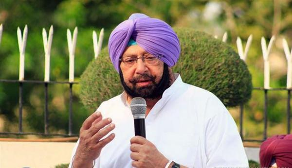 Amarinder writes to Rajnath, asks for death penalty to 1st time drug offenders