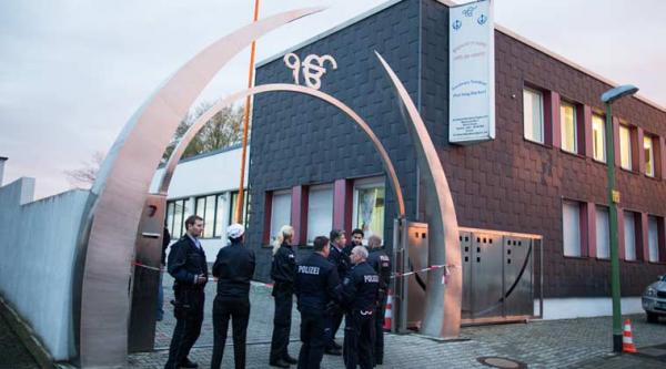 Three injured in Germany Gurdwara explosion