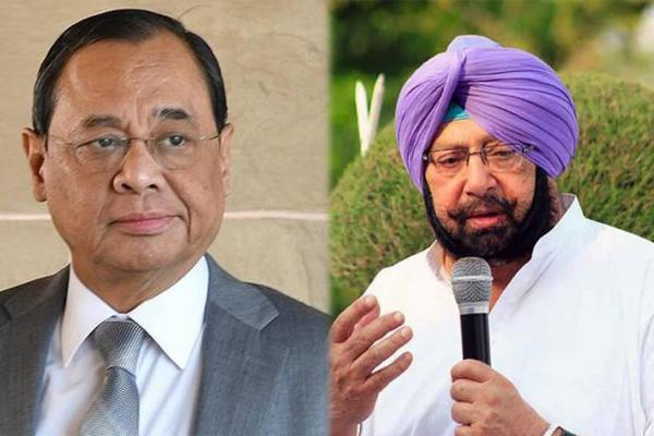 Gogoi's RS nomination wrong & questionable, it indicates he had been useful to govt: Amarinder