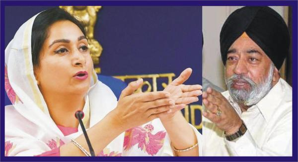 Either move privilege motion against Javadekar for misleading or quit ministry: Sarna to Harsimrat Badal