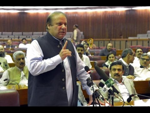 Nawaz Sharif's response to Modi: 'Can't end poverty with tanks'