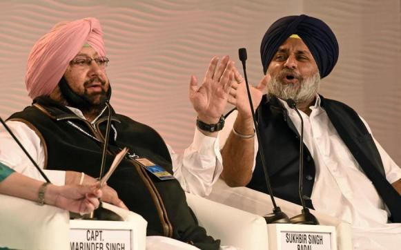 Sukhbir Badal asks CM Amarinder to direct Police to curb Political Vendetta cases with Heavy Hand