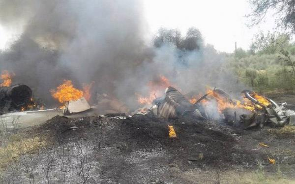 IAF's MIG-23 aircraft crashes in Jodhpur, Second In 48 Hours For Indian Air Force