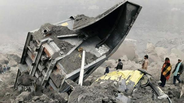 Coal Mine collapses in Jharkand; 10 Dead, Over 40 still Trapped
