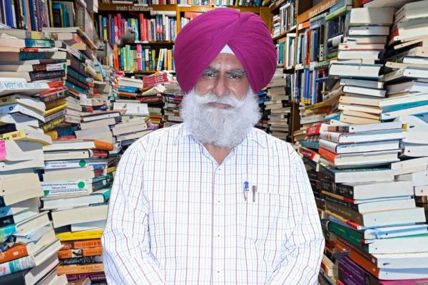 Jasmer Singh is dead. You don't know who he was? He was a Reader.