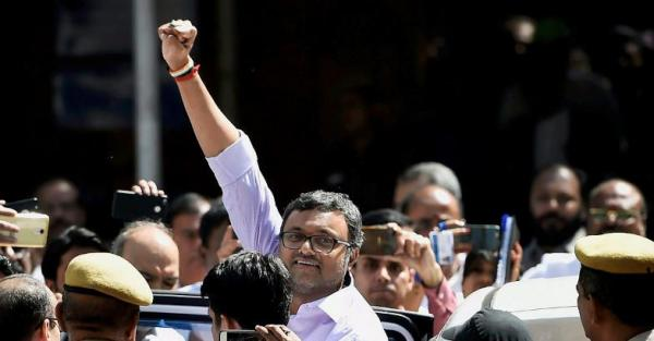 'Go to hell': Karti's reply to CBI over phone passwords
