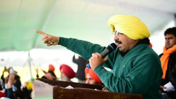 Kejriwal must clear his stand on SYL to Punjabis immediately: SAD