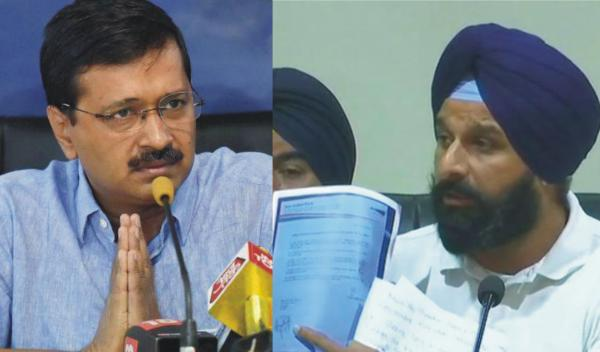 Kejriwal to Majithia, and AAP TO RAAP TO PAAP TO KDV-AAP. Welcome to the party. Feel free please.