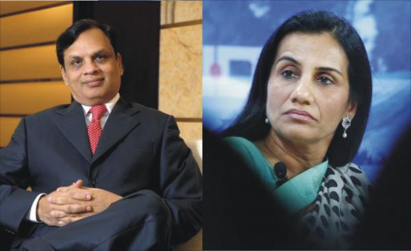 Chanda Kochhar, Venugopal Dhoot's Homes Searched by ED