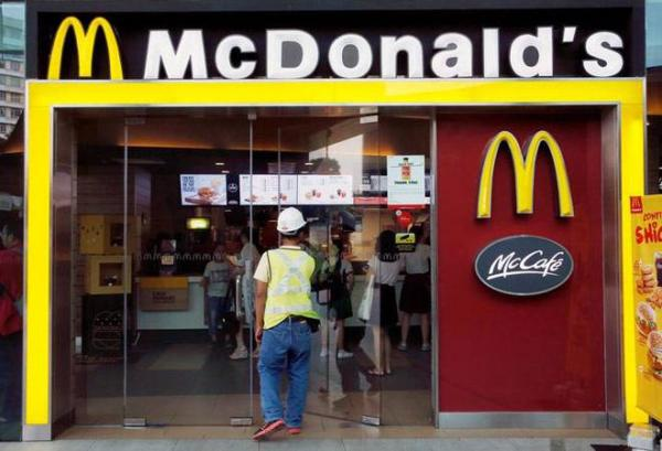 McDonald's to shut all 169 outlets in North and East India