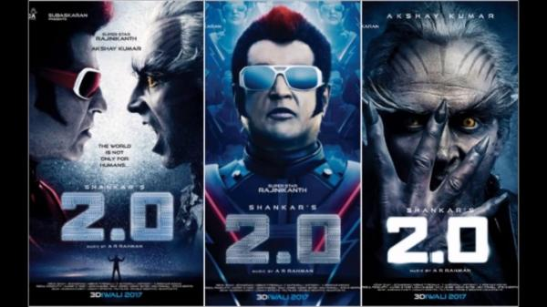 Rajinikanth's 2.0's budget hiked to Rs 400 crore