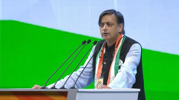 Ready to assume role of leader of Congress: Shashi Tharoor