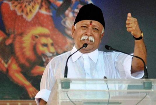 Who will be India's next President? Shiv Sena picks RSS chief Mohan Bhagwat for top job