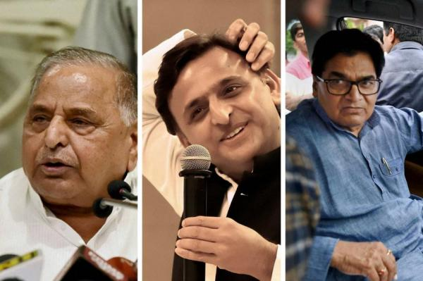 Exile Mulayam Style; Expels son Akhilesh and cousin Ram Gopal for 6 years
