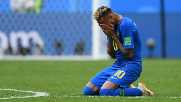 Neymar explains why he cried after Brazil's dramatic win over Costa Rica