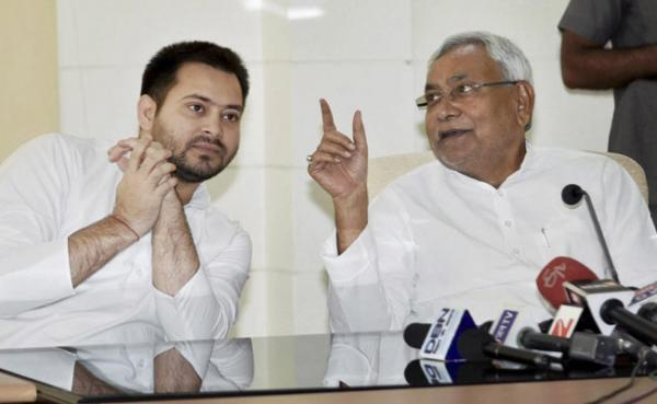 Nitish Kumar quits as Bihar CM, says 'Conscience pricked me'