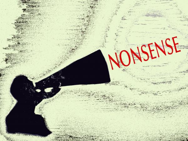 Why Do We Love The Nonsense Talk