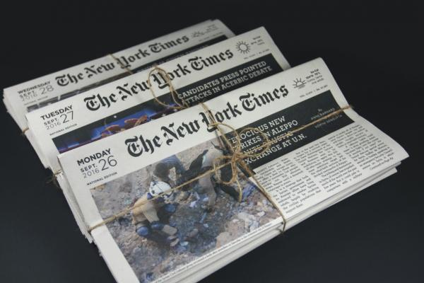 New York Times plans to sack half its copy editors, they write back