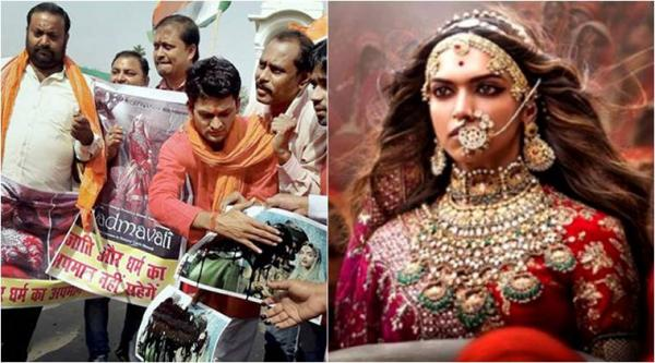 Hours after SC lifts Padmaavat ban, Karni Sena men attack cinema hall
