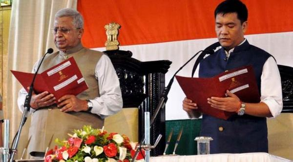 Arunachal Pradesh Switcheroo: CM, 42 MLAs quit Cong, join People's Party of Arunachal Pradesh