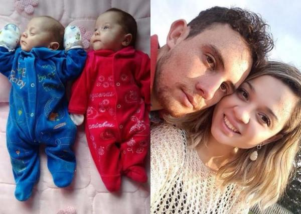 Miracle Kids: Brain dead mum kept alive for 123 days to give birth to twin babies