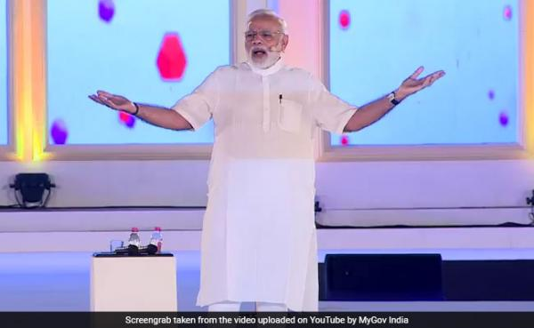 Self-proclaimed Cow vigilantes make me angry: PM Modi
