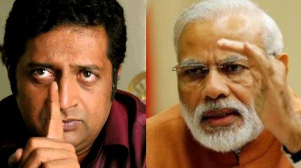 Prakash Raj lashes out at Modi for silence over Gauri Lankesh murder; threatens to return National Awards