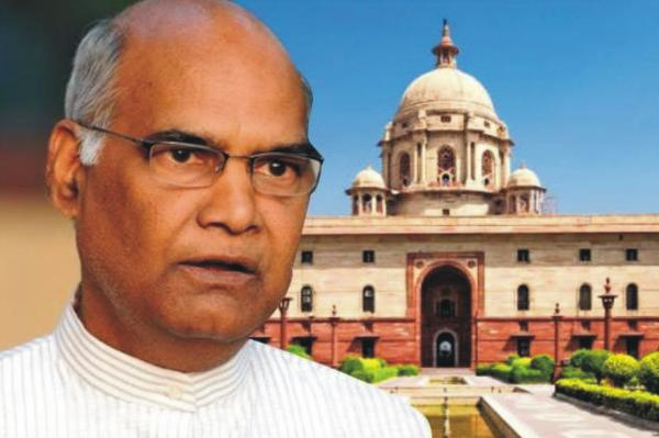 President Ram Nath Kovind, please take back his gallantry medal