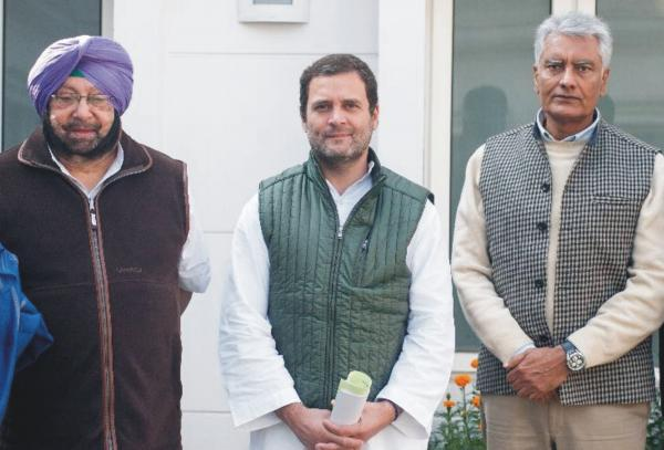 MR CLEAN to PAKKE DHEETH: How Punjab's Congress hurt Brand Rahul Gandhi?