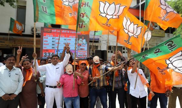 BJP sweeps Arunachal Pradesh, wins 41 assembly seats out of 60