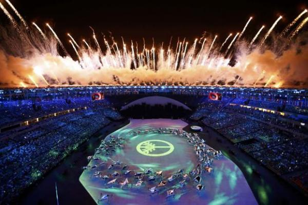 Rio Olympics open with ceremony both joyous and serious