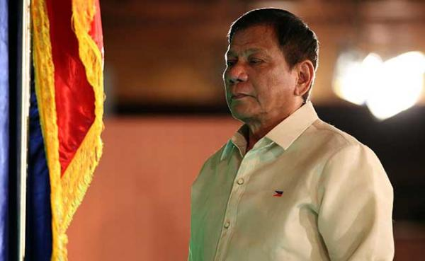 'God warned me to stop cursing,' says Philippine President Rodrigo Duterte