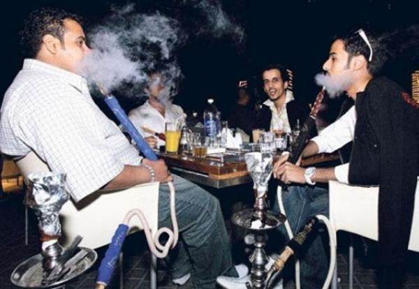 Curb on use of hookahs in hotels, restaurants