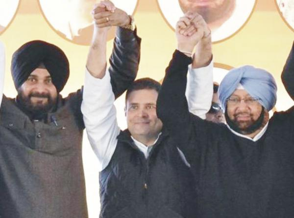"""Captain Amarinder Singh ji"" and ""Rahul"": Reading Sign Language In A Relationship"