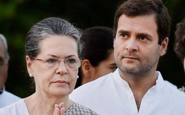 Rahul Gandhi leaves for US to be with ailing Sonia Gandhi