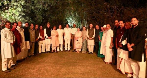 Shocking by-poll results & Sonia's dinner diplomacy