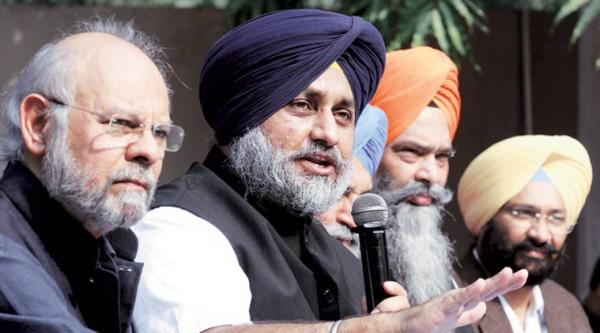 SAD hits backs at Amarinder: You initiated culture of violence and provoking people not us